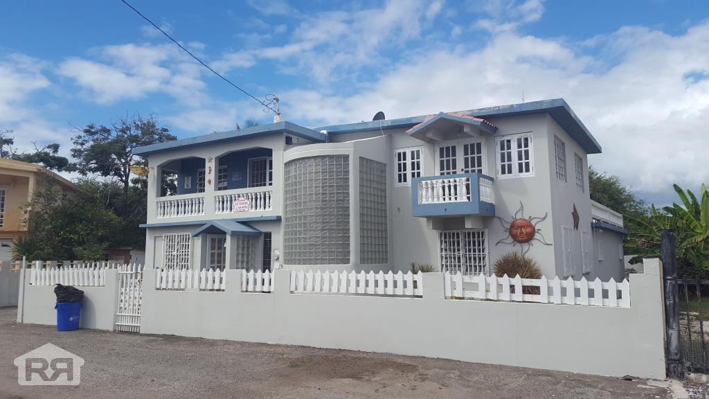 Bo Jauca, Sector Playa Texidor