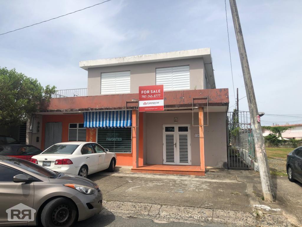 Urb. Puerto Nuevo, Calle Belcaire