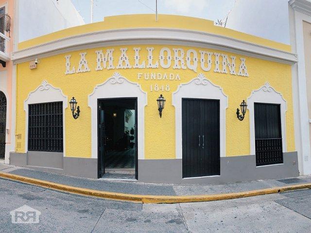 La Mallorquina , Calle San Justo #207, Viejo San Juan